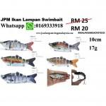 JPM Ikan Lampan Swimbait