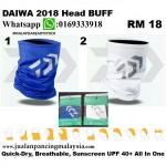 DAIWA 2018 Head BUFF