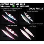 JIGPARA SLOW JIG 200G