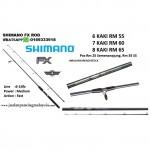 SHIMANO FX ROD