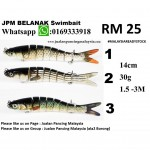 JPM BELANAK Swimbait