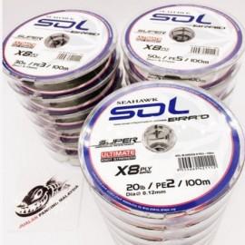 image of Seahawk SOL 8X Braid Line
