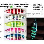 JIGMAN KMUCUTIE MINIFISH