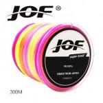 300m JAPAN JOF BRAIDED LINE
