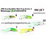 JPM 4cm Killer Mini Frog Series 4