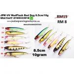 JPM UV MadFlash Bad Dog 8.5cm/10g