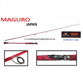 image of MAGURO JAPAN SOLID CARBON RED MASTER ROD