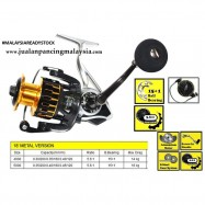 image of GTECH 18 METAL VERSION REEL