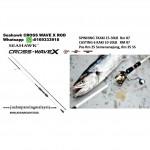 Seahawk CROSS WAVE X ROD