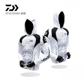 image of DAIWA 2018 WHITE JERSEY