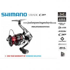 image of SHIMANO STRADIC CI4+ REEL ,1000 & 4000