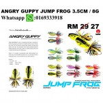 TEAM SEAHAWK ANGRY GUPPY JUMP FROG