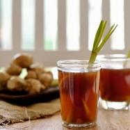image of BENTONG GINGER LEMONGRASS TEA (BROWN SUGAR)