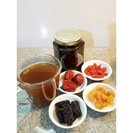 image of CHINESE BLACK DATE TEA 黑枣茶酱