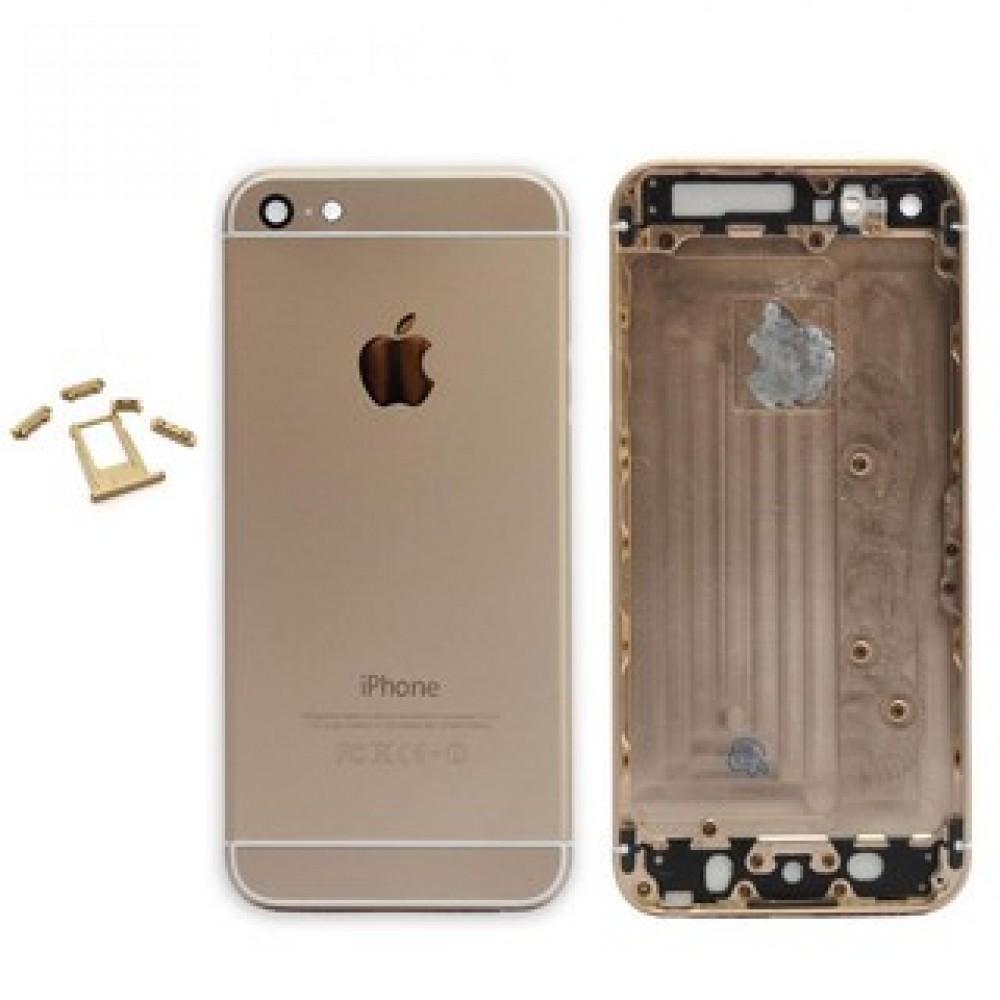 IPHONE 6 6S 6 PLUS 6S PLUS GOLD HOUSING BODY ORIGINAL IMPORT