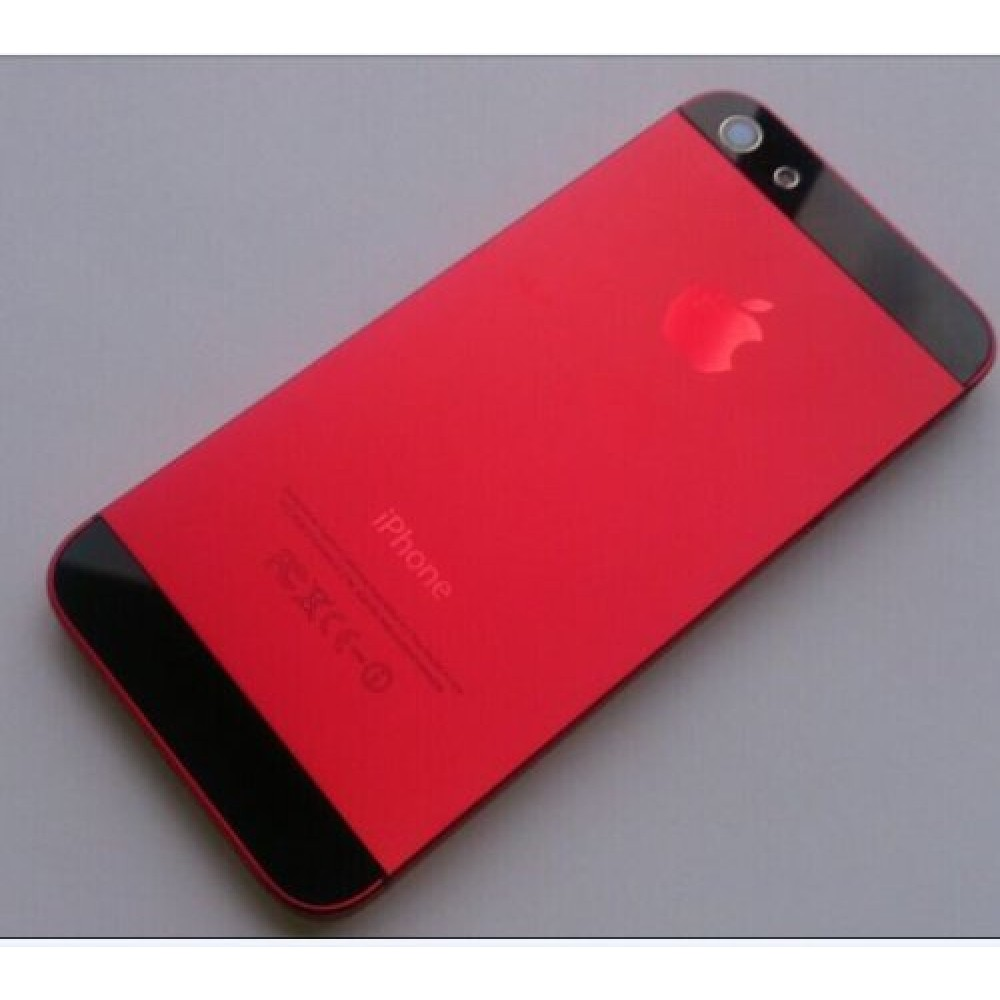 READY STOCK !! IPhone 5 5S 5SE RED WHITE BLACK Housing Body Original Quality