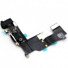 image of iphone 5se 5 se charging port flex cable full set