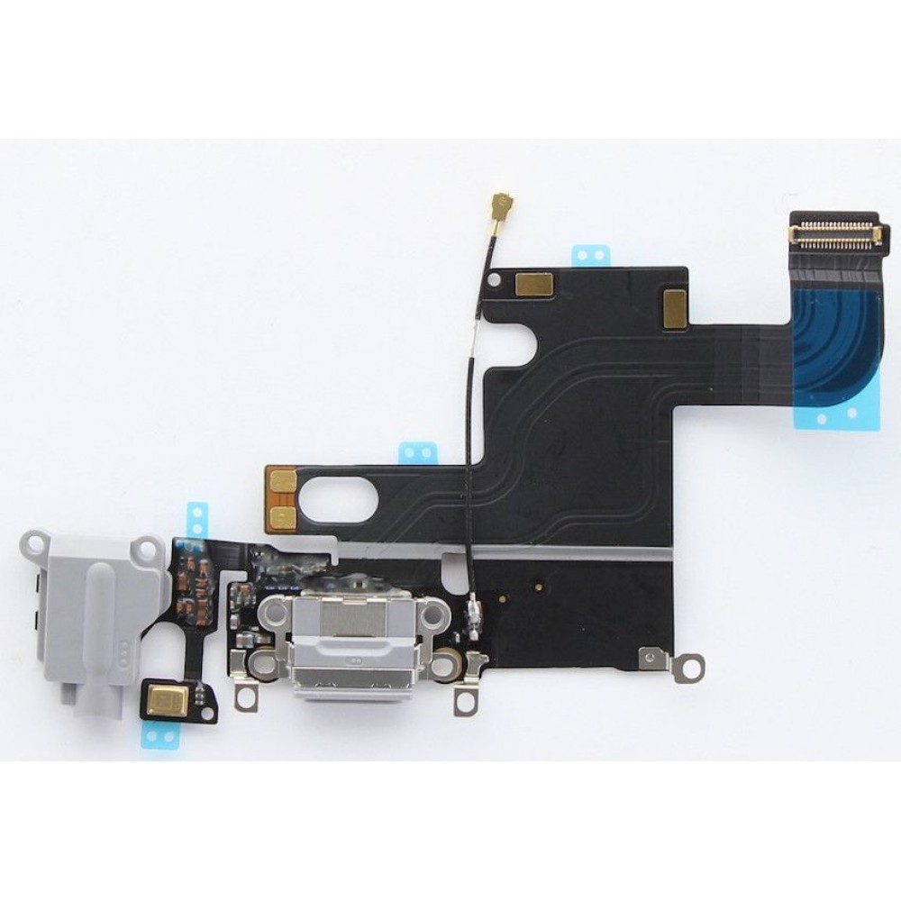 Charging Port Tail Plug Audio Flex Cable for Apple iPhone 6