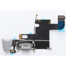 image of Charging Port Tail Plug Audio Flex Cable for Apple iPhone 6