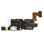 image of Charging Dock Port Connector Flex Cable for Samsung Galaxy Note N7000 i9220