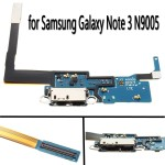 Charging Port Dock Connector Flex Cable Part For Galaxy Galaxy Note 3 N9005