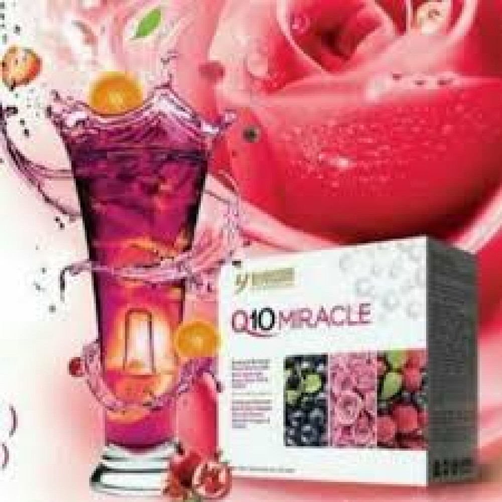 1 box of Q10 Miracle 玫麗佳 30 satches