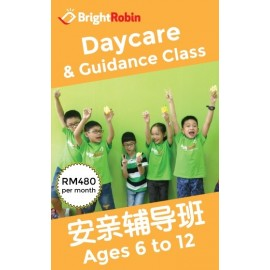 image of Bright Robin - Daycare & Guidance Class