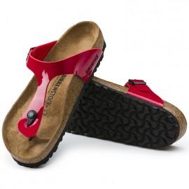 image of Gizeh Birko-Flor Tango Red Patent Birkenstock