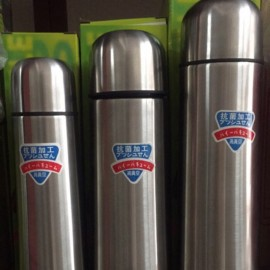 image of SAPPORO stainless steel vacuum flask 抗菌加工保温杯 500ml/750ml/1000ml