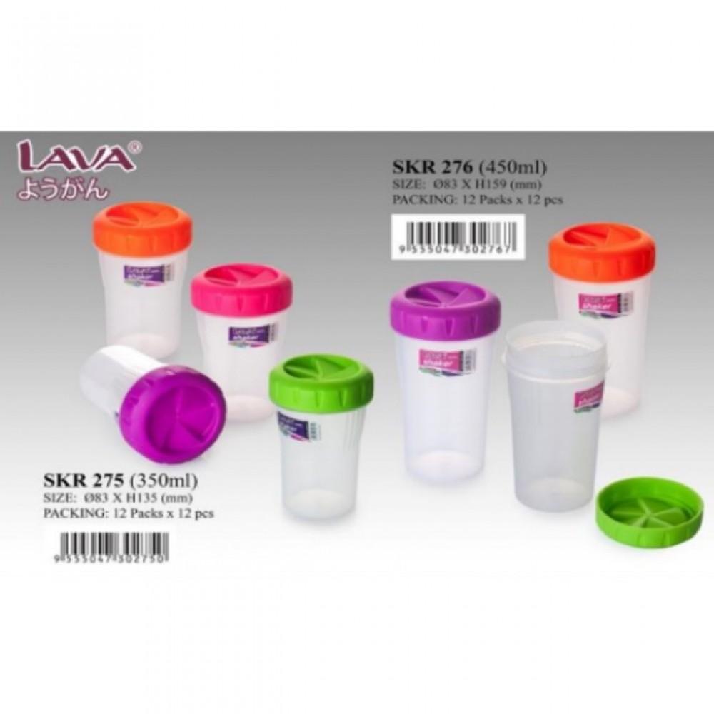 LAVA SHAKER 300ml(SKR 275)/400ml(SKR276)