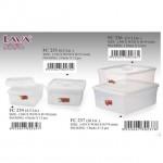 LAVA FOOD CONTAINER/Tupperware /multi purpose storage box BPA FREE