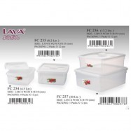 image of LAVA FOOD CONTAINER/Tupperware /multi purpose storage box BPA FREE