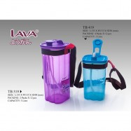 image of LAVA WATER BOTTLE 2L/3L come with straw