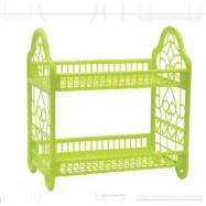 image of Century 2 tier tray 510 dish rack /RACK