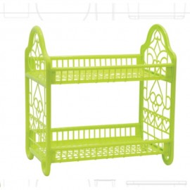 image of Century 2 tier tray 510 dish rack /RACK