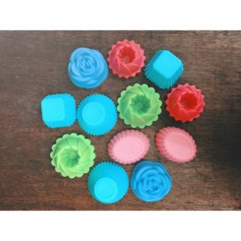 image of multi type acuan Kuih/pudding/jelly /cup cake