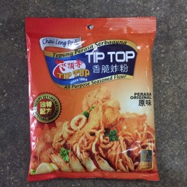 image of CHAI LENG PARK TIP TOP All purpose flour /crispy fried chicken flour 180g/1kg