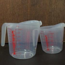 image of Lava BPA FREE measuring jug /cup /plastic