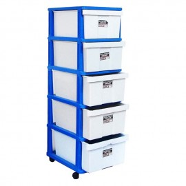 image of TWINS DOLPHIN DRAWER / 5 TIER DRAWER / STORAGE