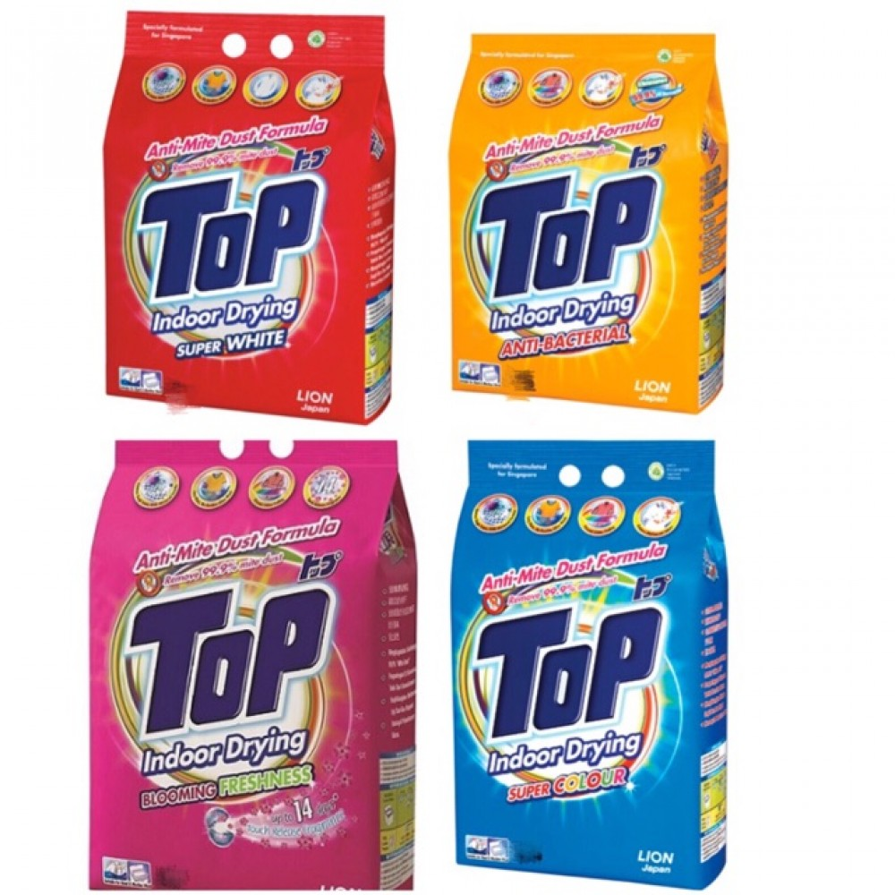 Top detergent washing powder 2.1kg/2.3kg