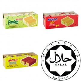 image of Apollo layer cake /kek lapis 18gx24pkt(halal)