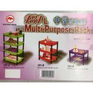 image of DOLPHIN WARE 181L multi purpose rack/dish rack/4 tier/3tier/2tier/RACK