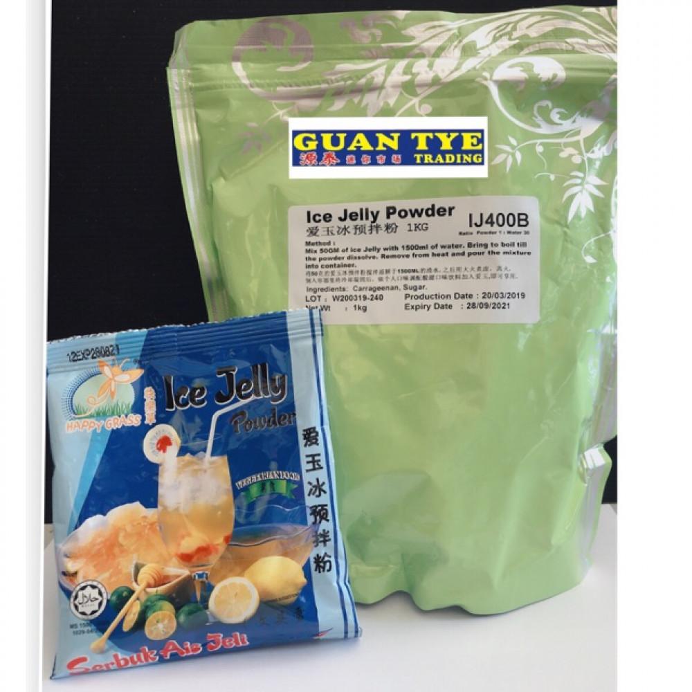 HAPPY GRASS ICE JELLY 快乐草爱玉冰 1kg -business use