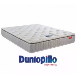 image of Ghome Dunlopillo IRIS 11˝ Thick King Size Mattress with Latex Pillow Top