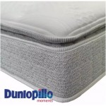 Ghome Dunlopillo IRIS 11˝ Thick King Size Mattress with Latex Pillow Top