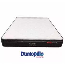 "image of GHOME Dunlopillo ASTER Spring Normablock Queen Size 10"" Mattress"