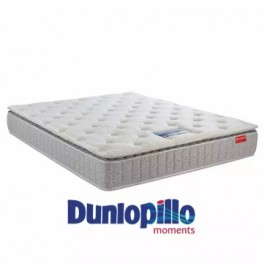 image of GHOME Dunlopillo IRIS 11˝ Thick Queen Size Mattress with Latex Pillow Top