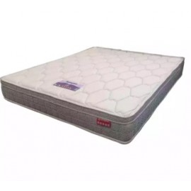 image of GHOME Dunlopillo LILY 10˝ Thick Queen Size Mattress with HD Foam Pillow Top