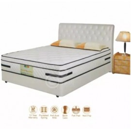 "image of SPINAL SUPPORTER 13"" Pocketed Spring Mattress"