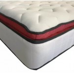 GHOME Reztec NION-1000 11˝ Thick King Size Mattress with Pillow Top